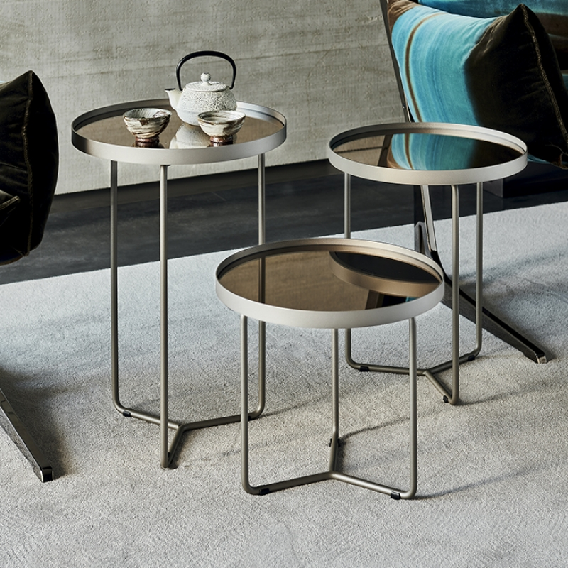 Cattelan Italia Billy - Mirrored finish
