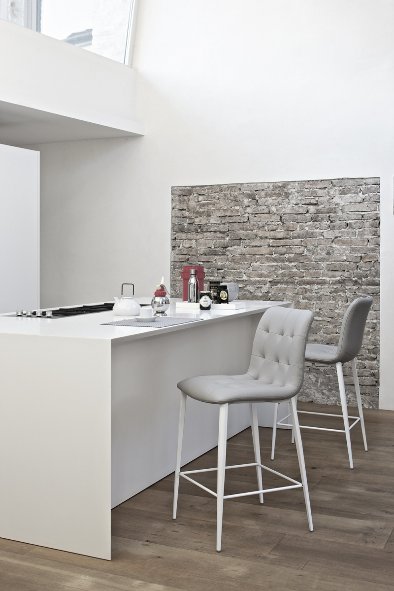 Bontempi Casa Kuga Bar stool