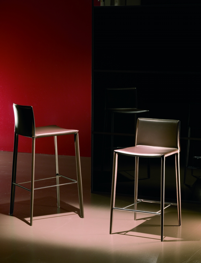 Bontempi Casa Linda Bar Stool