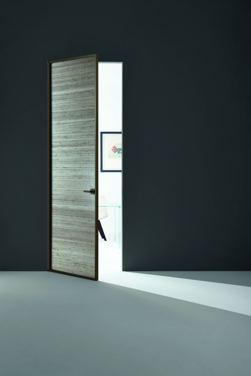 Glas Italia Sherazade Swing Plain Door