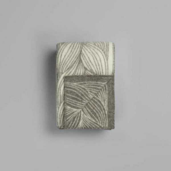 Roros Tweed Naturpledd