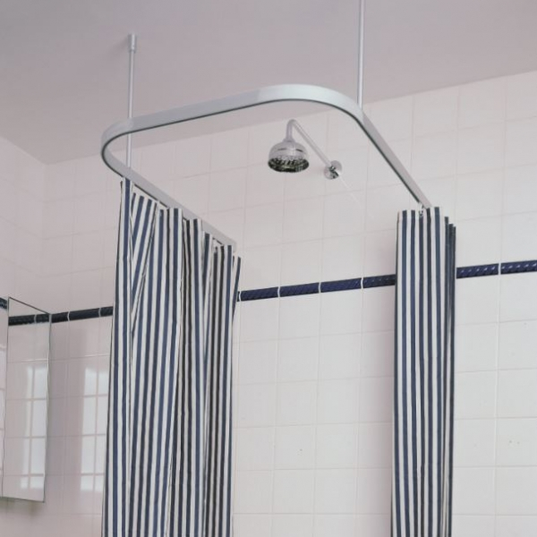 Silent Gliss Shower tracks