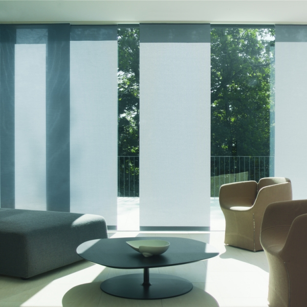 Silent Gliss Sliding Panels