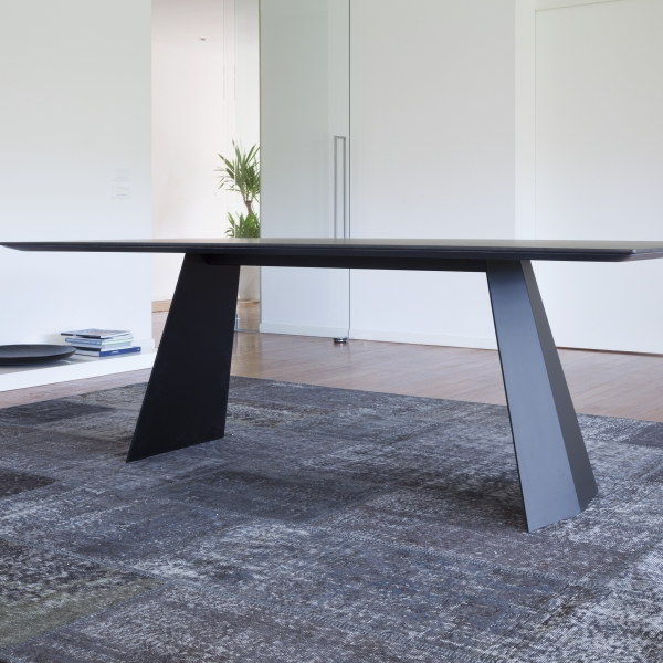 Tonon Italia Steel Table